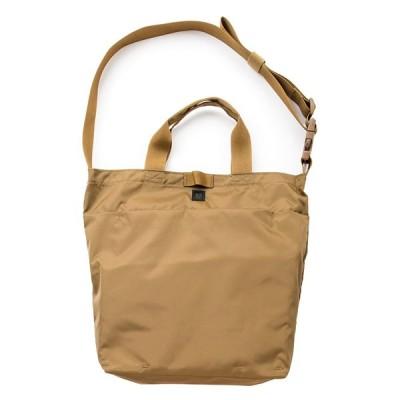エムアイエス MIS 2Way Shoulder Bag Coyote Brown
