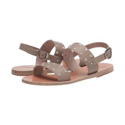 Ancient Greek Sandals レディース 女性用 シューズ 靴 サンダル Dinami Rivets - Stone