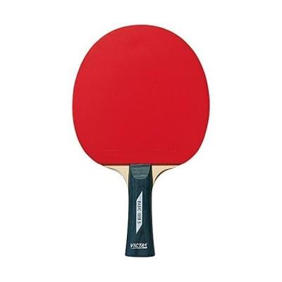 ヴィクタス(VICTAS) 卓球 ラケット ラバー貼りラケット BASIC ベーシック シェークハンド フレア (なし なし)