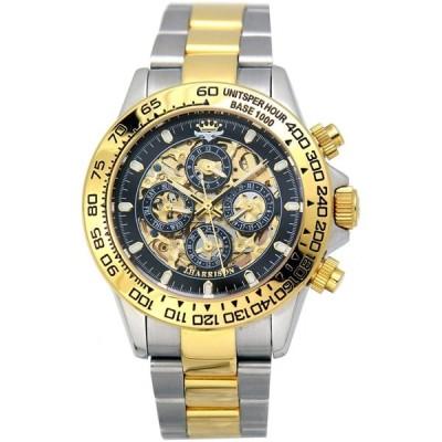ジョンハリソン 腕時計 JH-003GB ゴールド