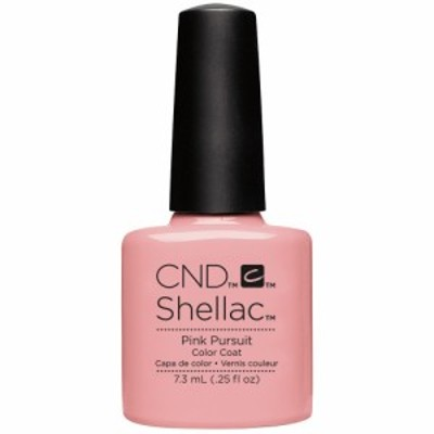 CND Shellac(シェラック) ピンクパースート 7.3ml #232