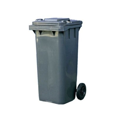 DULTONダルトン Plastic trash can 120L (GRAY)