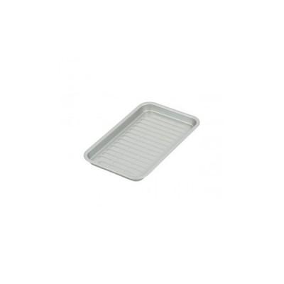 パール金属 ふっ素加工オーブントースター用プレート HB-4510 幅245×奥行145×高さ15mm