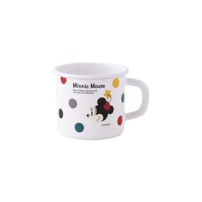 ミニーマグカップ ホーロー マグカップ アウトドア ディズニーマグカップ