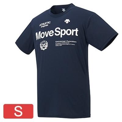 サンスクリーン 半袖Tシャツ/ネイビー/Sサイズ DMMRJA60/NV/S