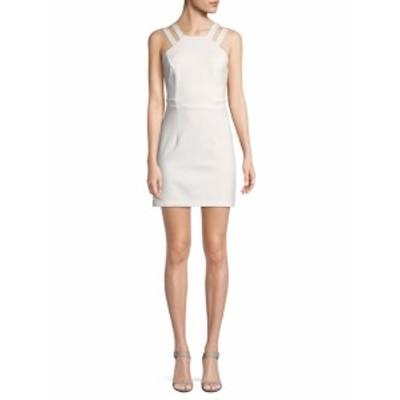 フレンチコネクション レディース ワンピース Double-Strap Sheath Dress