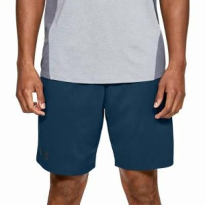 アンダーアーマー ショートパンツ MK-1 Shorts Techno Teal