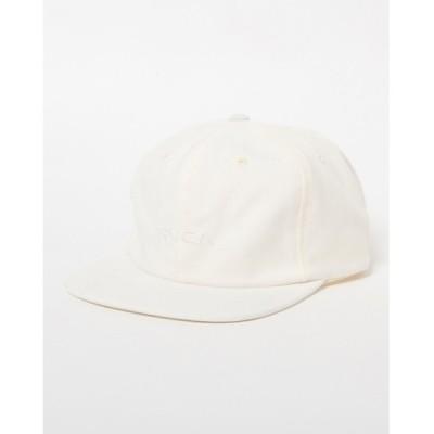 SUBURB / 【直営店限定】RVCA メンズ  TONALLY キャップ【2021年夏モデル】/ルーカキャップ(帽子) MEN 帽子 > キャップ