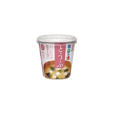 マルコメ カップ 料亭の味 とうふ 1箱6食入 みそ汁