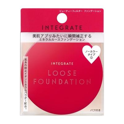 【定形外郵便送料無料】 資生堂 インテグレート ビューティーフィルター ファンデーション 0