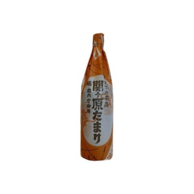 関ヶ原たまり醤油 1.8L