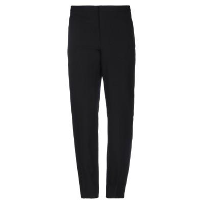 SAINT LAURENT パンツ ブラック 54 バージンウール 100% / ポリエステル / レーヨン パンツ
