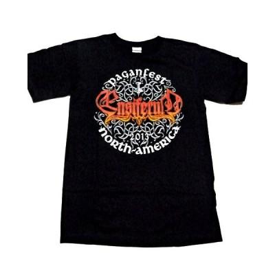 【メール便対応可】ENSIFERUM エンシフェルム  PAGANFEST 2013 TOUR DATES  オフィシャル バンドTシャツ