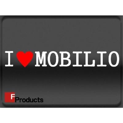 Fproducts アイラブステッカー/MOBILIO/アイラブ モビリオ