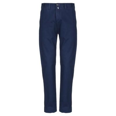 RIVIERA Milano パンツ ブルー 46 コットン 98% / ポリウレタン 2% パンツ