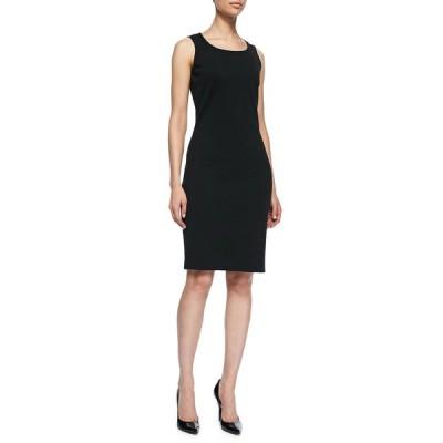 セント ジョン コレクション レディース ワンピース トップス Sleeveless Mid-Length Dress