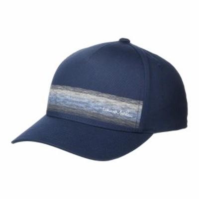 トラビスマシュー TravisMathew メンズ キャップ 帽子 Battalion Blue Nights