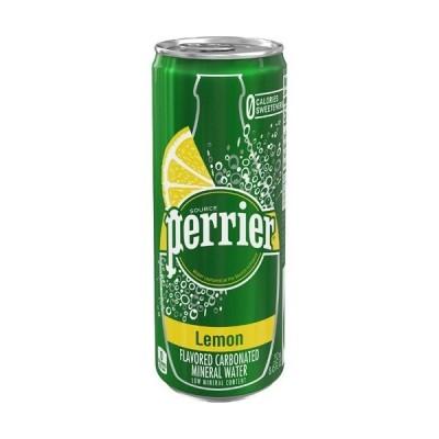 ペリエ レモン 無果汁・炭酸水 缶 ( 250ml*30本入 )/ ペリエ(Perrier)