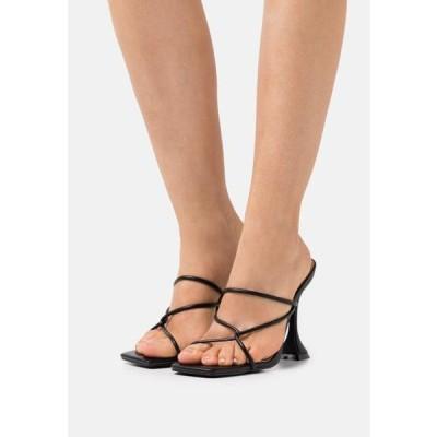 ビーノ レディース 靴 シューズ ENSLEY - Heeled mules - black