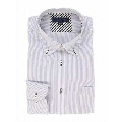 タカキュー(TAKA-Q)/形態安定レギュラーフィット ドゥエボタンダウン長袖シャツ