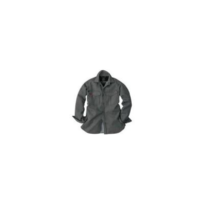 イーブンリバー/エボリューションシャツ/93ヒッコリーブルー/L/SR-3006