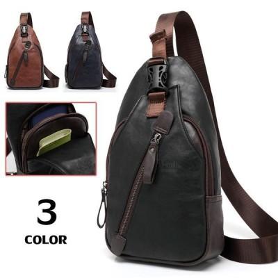 斜めがけバッグ ボディバッグ メンズ レディース ボディーバッグ ワンショルダー ポシェット かばん BAG 2Way 鞄