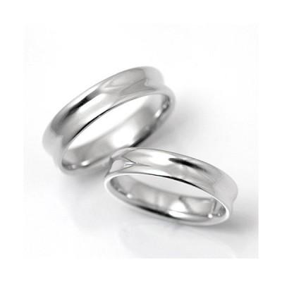 結婚指輪 安い プラチナ マリッジリング hm00486l-hm00486s