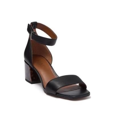 フランコサルト レディース サンダル シューズ Merryl Ankle Strap Sandal BLACK