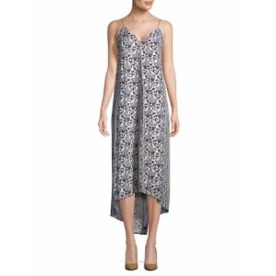アリス+オリビア レディース ワンピース Rowley Hi-lo Maxi Dress
