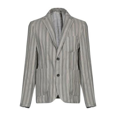 MARCIANO テーラードジャケット ドーブグレー 46 麻 100% テーラードジャケット