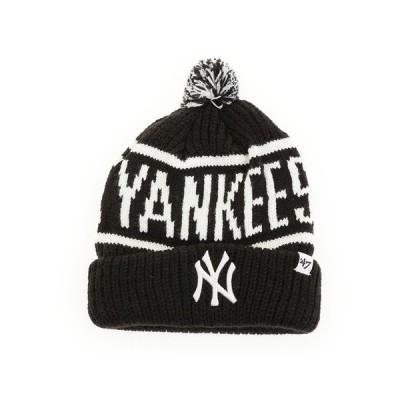 フォーティーセブン ブランド(47 Brand) 【多少の傷汚れありの為大奉仕】Yankees ビーニー B-CGLY17ACEXH-BK (キッズ)