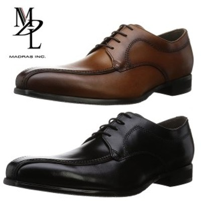 エムディエル ビジネスシューズ メンズ 紳士 紳士靴 ビジネス 本革 革靴 フォーマル 防滑 MDL エムディエル DS4060  BOS