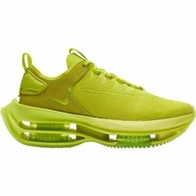 ナイキ NIKE レディース スニーカー シューズ・靴 Zoom Double Stacked Sneaker Cyber/Cyber/Black
