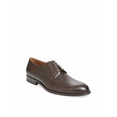 ゴードンラッシュ メンズ シューズ オックスフォード 革靴 Leather Derby Shoe