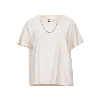 8PM T シャツ アイボリー M コットン 100% T シャツ