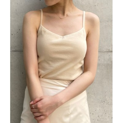 one after another NICE CLAUP / 【Sygne.】カップ付キャミソール WOMEN トップス > キャミソール