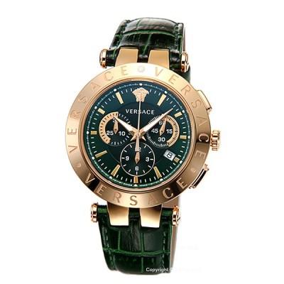 ヴェルサーチ 時計 VERSACE メンズ 腕時計 V-Race Chronograph VERQ00420