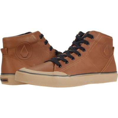 ボルコム Volcom メンズ スニーカー シューズ・靴 Hi Fi Lx Shoes Rust