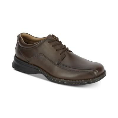 ドッカーズ ドレスシューズ シューズ メンズ Men's Trustee Leather Oxfords Dark Tan