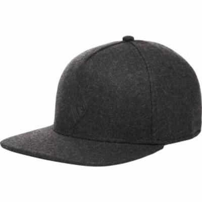 ブラックダイヤモンド Black Diamond ユニセックス キャップ トラッカーハット 帽子 Wool Trucker Hat Smoke