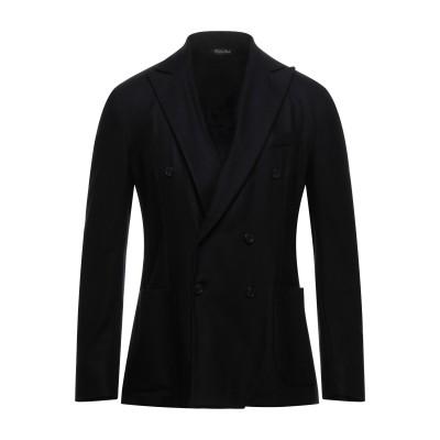 ブライアン デールズ BRIAN DALES テーラードジャケット ブラック 50 ウール 63% / ナイロン 30% / カシミヤ 5% / ポ