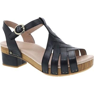 ダンスコ レディース サンダル シューズ Mara T Strap Sandal