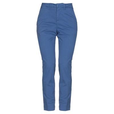 HAIKURE パンツ ブルー 25W-32L コットン 96% / ポリウレタン 4% パンツ
