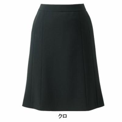 事務服・制服・オフィスウェア  ピエ S3502 キテミテ体感フレアースカート 5号~3号