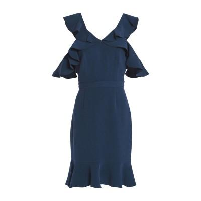 レイチェル・ゾー RACHEL ZOE ミニワンピース&ドレス ブルー 6 ポリエステル 51% / アセテート 49% ミニワンピース&ドレス