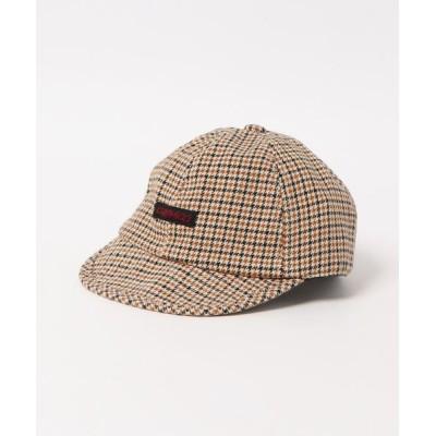 FITH ONLINE STORE / GRAMICCI チェック CAP KIDS 帽子 > キャップ