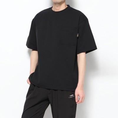 ティゴラ TIGORA メンズ アウトドア 半袖Tシャツ TIGORA/BEAMS DESIGN ドライポケットTシャツ TR-9P1440TS