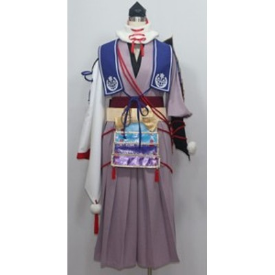 刀剣乱舞 今剣 コスチューム パーティー イベント コスプレ衣装CC-1453
