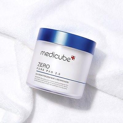 [メディキューブ]MEDICUBE 2020年 アップグレードゼロ毛穴パッド 2.0 70枚 zero pore pad.2.0 ver 70ea