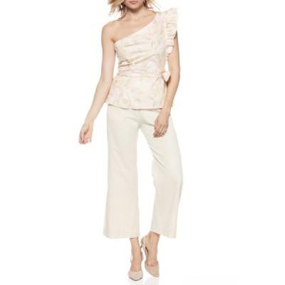 レディース 衣類 トップス Paige Women's Cantina Top Floral Paradise Peach Large ブラウス&シャツ